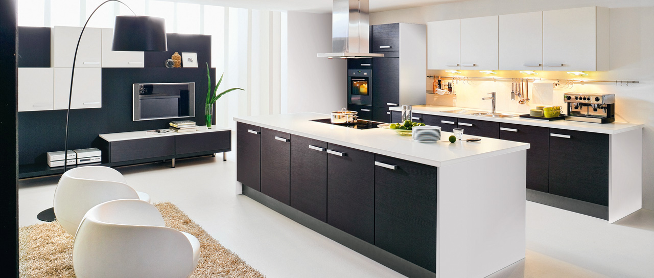 Modele de cuisine americaine avec ilot central cuisine for Exemple de cuisine americaine